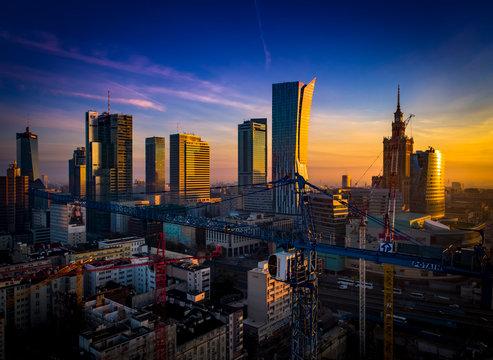 Top 10 toà nhà chọc trời ở Warszawa (phần 2)
